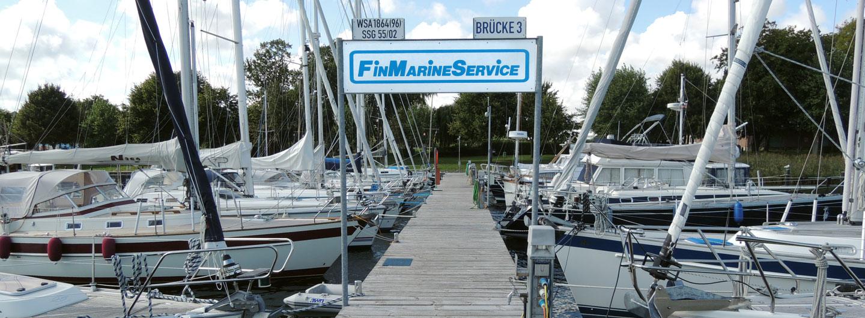 FinMarine Service
